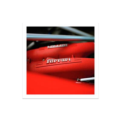 Lou Boileau, 'Ferrari F430 Cam Covers', 2018