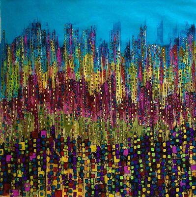 Gerald Gallant, 'Jazz City'