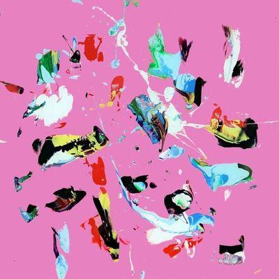 Santiago Picatoste, 'ATLAS (Pink)', 2017