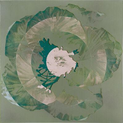 Mary Weatherford, 'Cho-Cho-San', 1990