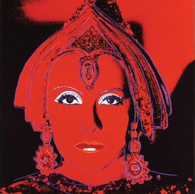 Andy Warhol, 'Myth Portfolio - The Star', 1981