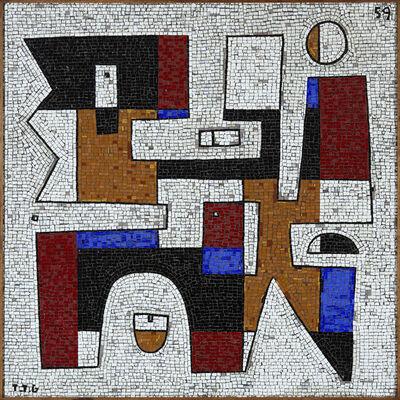 Gonzalo Fonseca, 'Mosaic Table', 1959