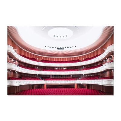 Candida Höfer, 'Deutsche Oper am Rhein Düsseldorf', 2012