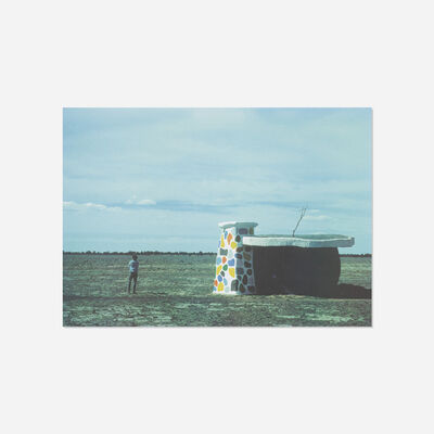 David Robbins, 'The Frontiersman (exhibition posters), set of fourteen', 1989