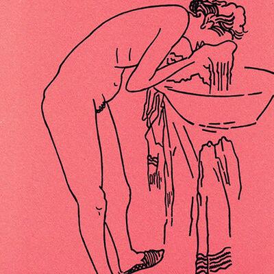 """Jean-Emile Laboureur, '""""Instantanés (S.L. 655.1-655.6)""""', 1911"""