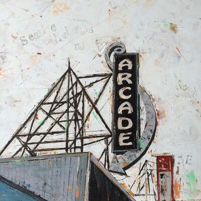 """Emily Thompson, ' """"Boardwalk Arcade""""', 2015-2016"""