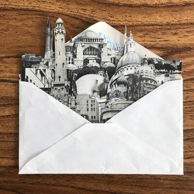 Morgan Jesse Lappin, 'Air Mail City #1', 2018