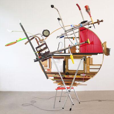Jeroen Frateur, 'Chairwork - Alg. Schakelaar', 2016-2018