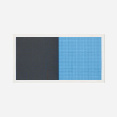 Sol LeWitt, 'Grids and Color (plate #10)', 1979