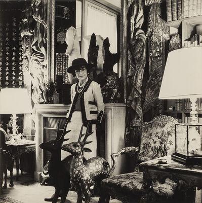 Cecil Beaton, 'Coco Chanel, Paris', 1965