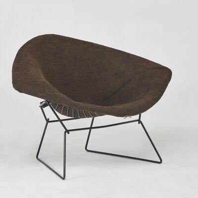 Harry Bertoia, 'Diamond lounge chair', 1950s