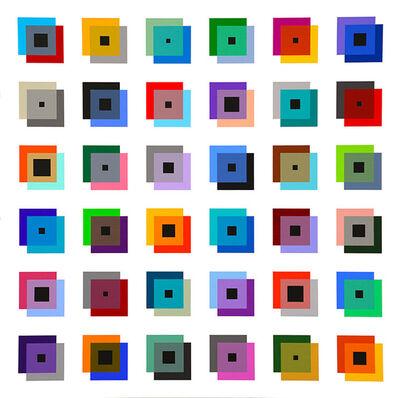 Angela Johal, 'Rhythm & Colour No. 3', 2021