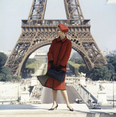 Norman Parkinson, ''The Looks Your Clothes Depend On', Celia Hammond, Paris', 1962