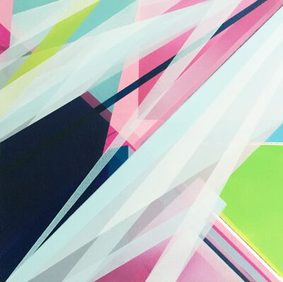 Marna Shopoff, 'Covering Imprints', 2016