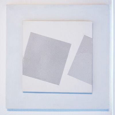 Henryk Stazewski, 'relief, nr. 103', 1975