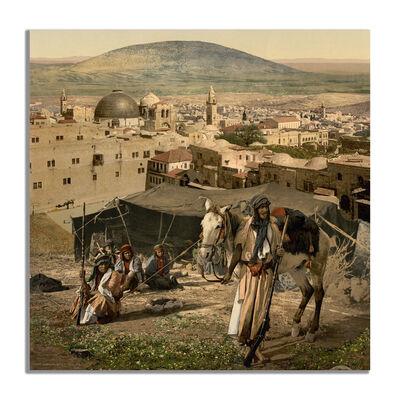 Steve Sabella, 'Elsewhere (Palestine photochrome 1)', 2020