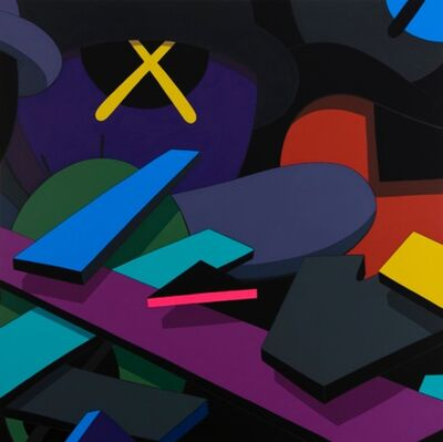 KAWS, 'Without an Agreement', 2009