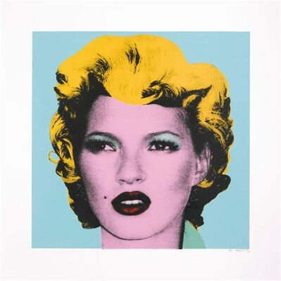 Banksy, 'Kate Moss', 2006