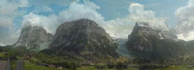 Hiroyuki Masuyama, 'Oberer & Unterer Grindelwaldgletscher', 2013