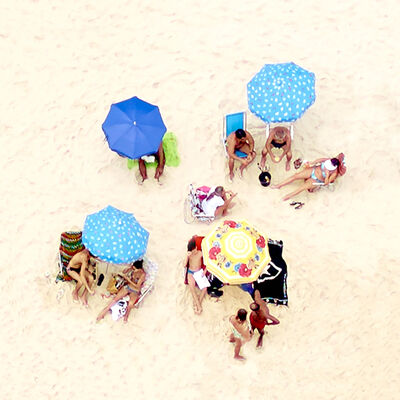 Joshua Jensen-Nagle, 'Copacabana Mini Series XXIII', 2016