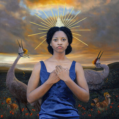 Lesley Thiel, 'And We Praise Her', 2019
