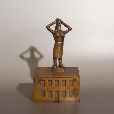 Siegfried Neuenhausen, 'Woman on House'