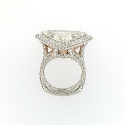GIA, '5.2 Carat Diamond Ring, Round GIA Certified Grade 6.65', 2018