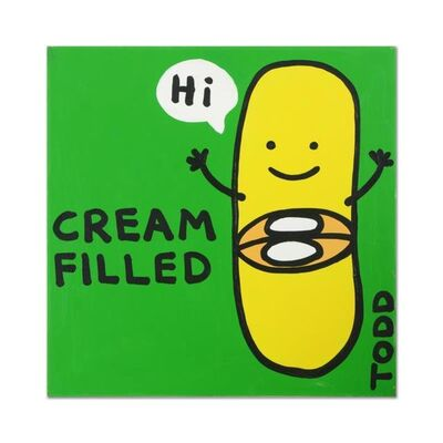 Todd Goldman, 'Cream Filled', 1990-2020