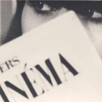 Alexis Poliakoff, 'Cahier du Cinéma', 1967