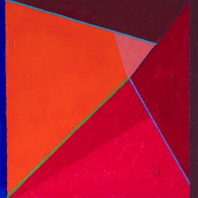 Inés Bancalari, 'Barrilete rojo', 2004