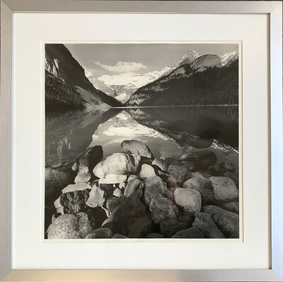 Lee Friedlander, 'Lake Louise', Date: 2000 | Printed: 2002