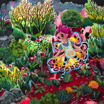 Jihye Park, 'Human Butterfly', 2016