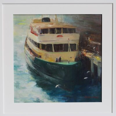 Jacqueline Fowler, ''Ferry at Circular Quay' '