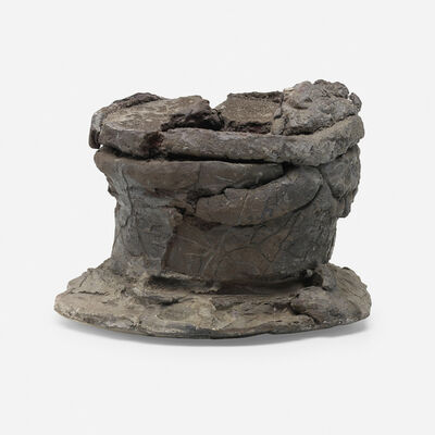 Peter Voulkos, 'Untitled (Ice Bucket)', 1983