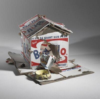 Bertozzi & Casoni, 'Cuccia Brillo', 2003