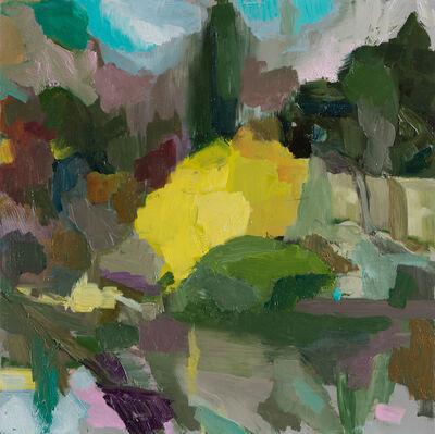 Edwige Fouvry, 'Buisson Jaune', 2020