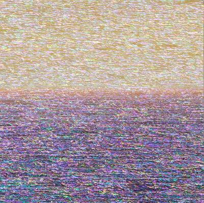 Kim Duck Yong, 'Ocean Rhapsody (1551027-3)', 2020