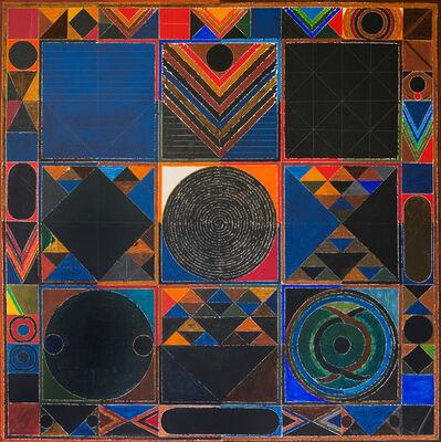 S. H. Raza, 'Universe', 1993