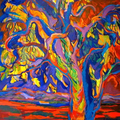 Evelyne Ballestra, 'Tree of Life', 2002