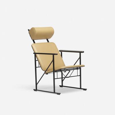 Yrjö Kukkapuro, 'A500 lounge chair', 1985