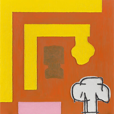 Jonathan Lasker, 'The Revisionist´s Memory', 2017
