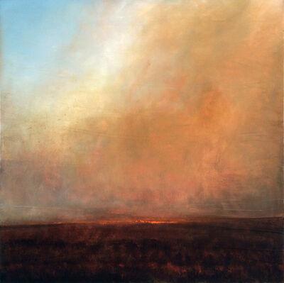 Carole Pierce, 'Desert Fire #4'