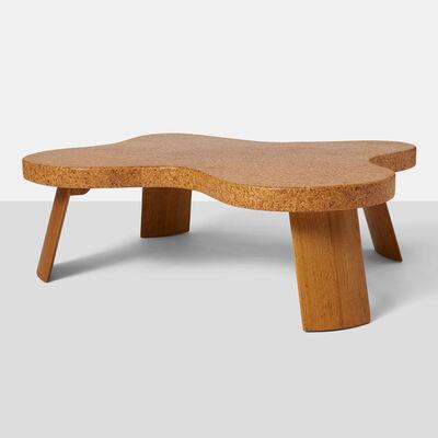 "Paul Frankl, 'Paul Frankl ""Amoeba"" Coffee Table'"