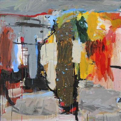 Ann Thomson, 'Calypso', 2013