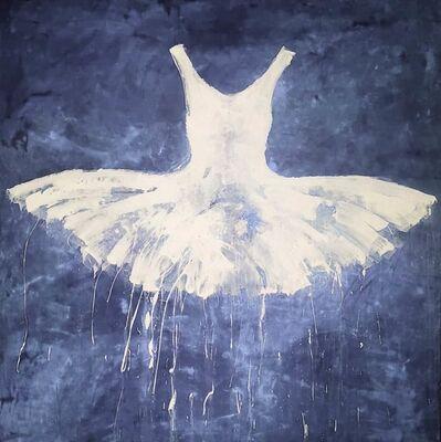 Ewa Bathelier, 'Deeper Blue', 2020