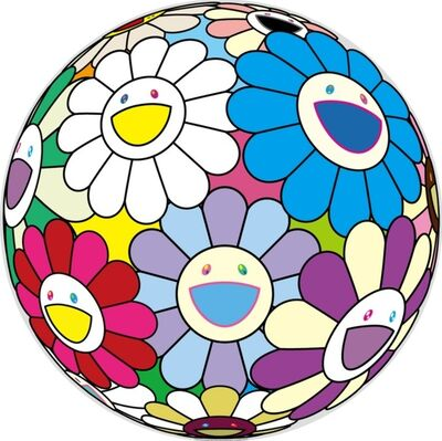 Takashi Murakami, 'Festival Flower Decoration', 2018