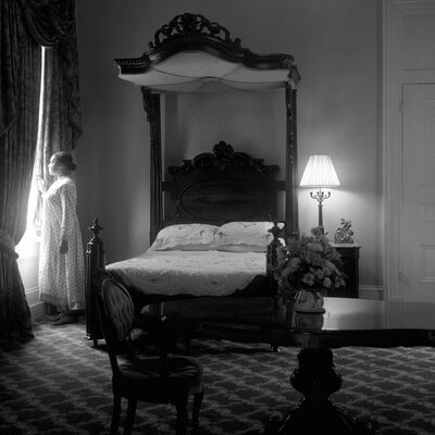 Carrie Mae Weems, 'The Louisiana Project: Sorrow's Bed', 2003