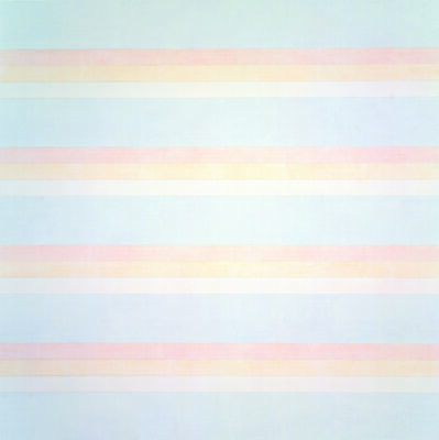 Agnes Martin, 'Untitled #2', 1992