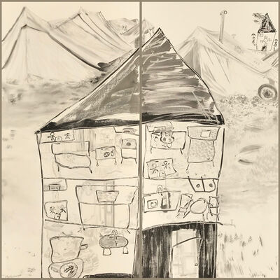 Andrew Johnson, 'CEDE (Mother's House)', 2017