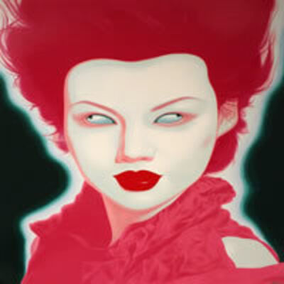Feng Zhengjie, 'Chinese Portrait N.38', 2008